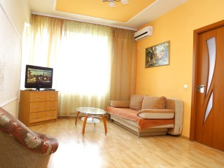 2-room apartment, center of Chisinau (ID 031) – 30€